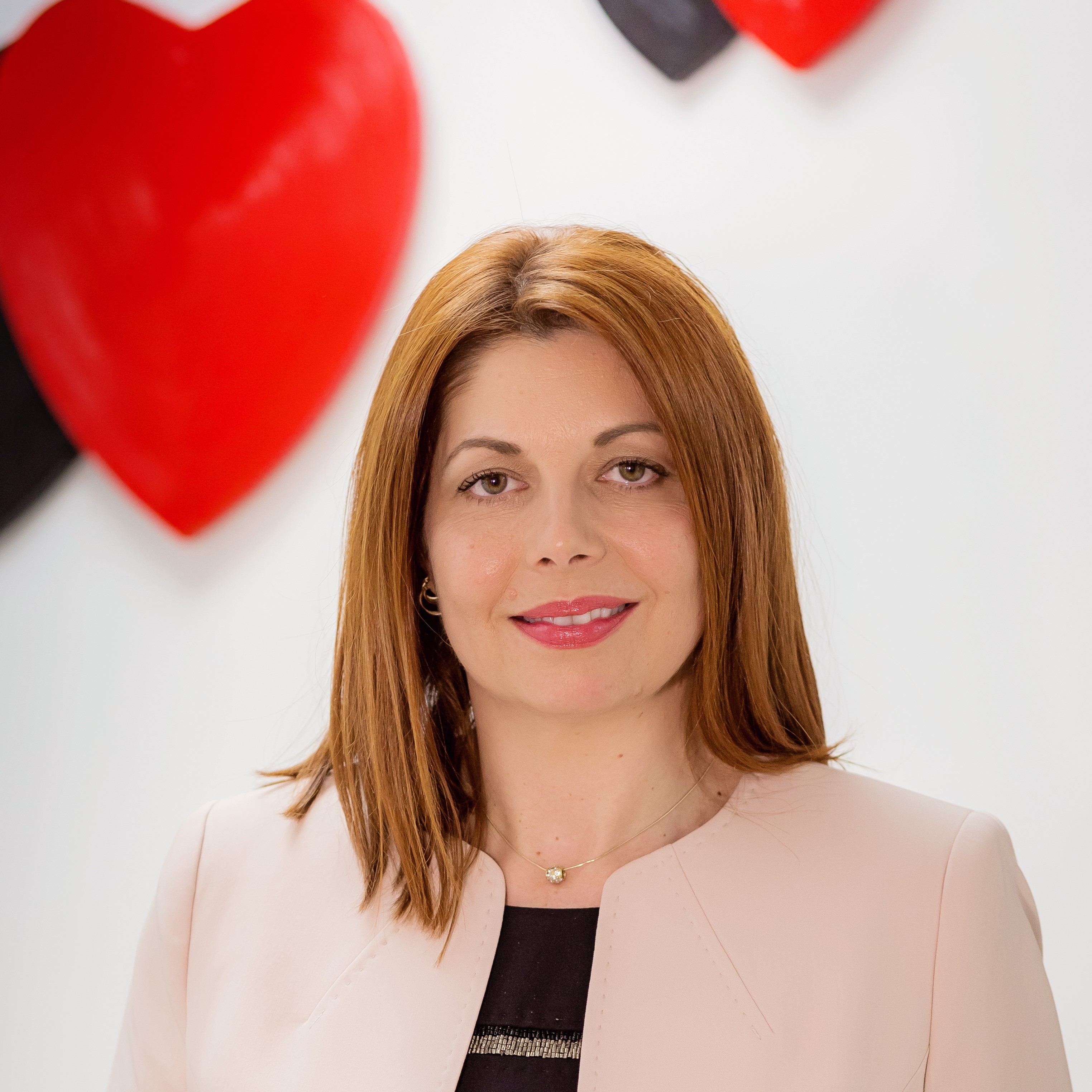 Lilia Karamancheva – M.Sc.Pharm. General Manager